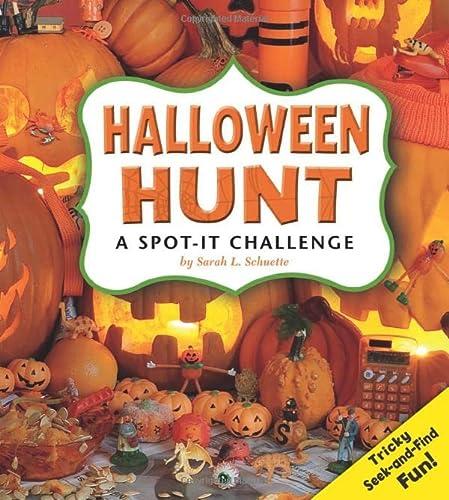 9781429644600: Halloween Hunt: A Spot-It Challenge