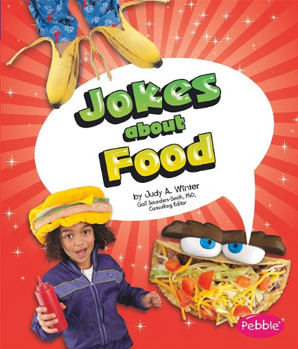 9781429644693: Jokes about Food (Joke Books)