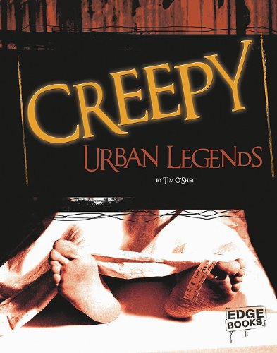 9781429645720: Creepy Urban Legends (Edge Books: Scary Stories (Library))
