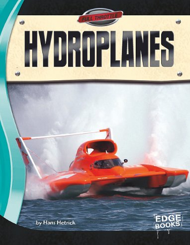 9781429647533: Hydroplanes (Full Throttle)
