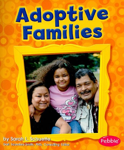9781429648363: Adoptive Families (My Family)