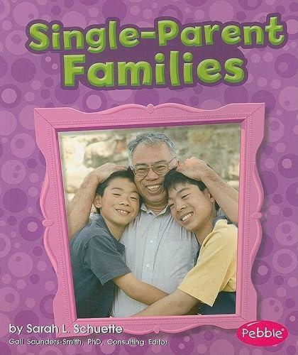 9781429648387: Single-Parent Families (My Family)