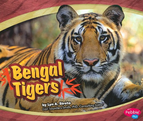 9781429648431: Bengal Tigers (Asian Animals)