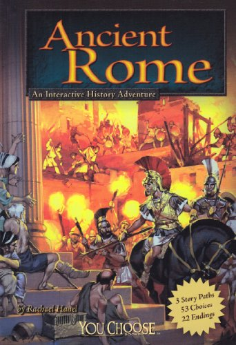 9781429648653: Ancient Rome: An Interactive History Adventure (You Choose: Historical Eras)