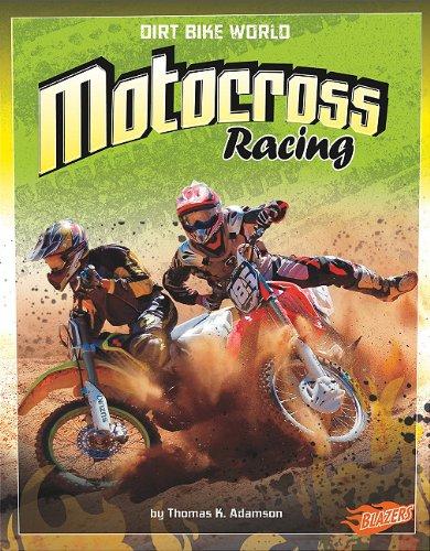 9781429650182: Motocross Racing (Blazers: Dirt Bike World)