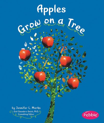 9781429652797: Apples Grow on a Tree (How Fruits and Vegetables Grow)