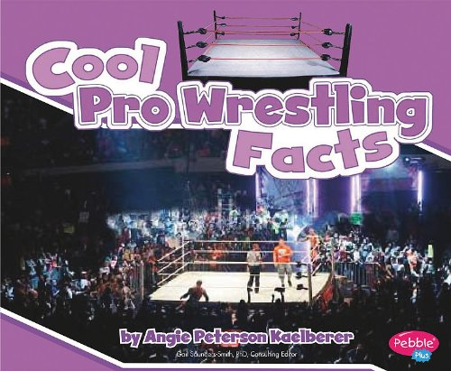 9781429653053: Cool Pro Wrestling Facts (Cool Sports Facts)