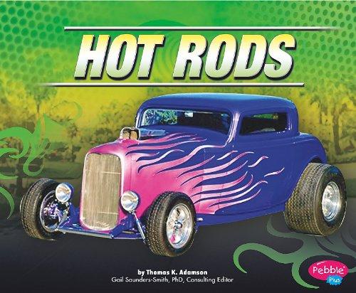 Hot Rods (Pebble Plus): Thomas Kristian Adamson