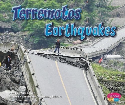 9781429653589: Terremotos/Earthquakes (La Tierra en acción/Earth in Action) (Multilingual Edition)