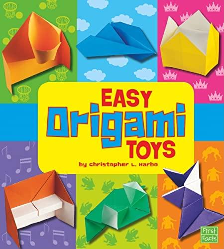 9781429653862: Easy Origami Toys