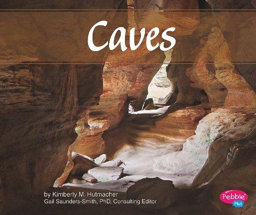 9781429655880: Caves (Natural Wonders)