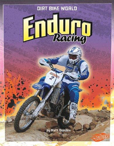 9781429656320: Enduro Racing (Dirt Bike World)