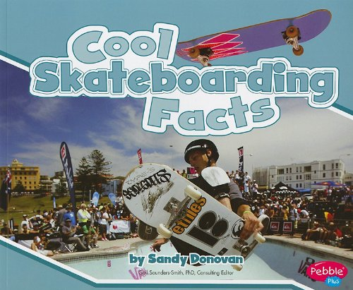 9781429662031: Cool Skateboarding Facts (Cool Sports Facts)