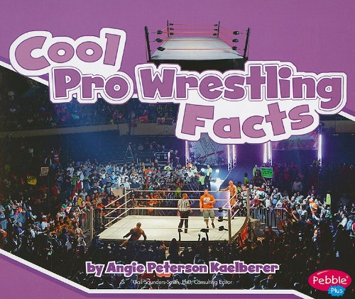 9781429662055: Cool Pro Wrestling Facts (Cool Sports Facts)
