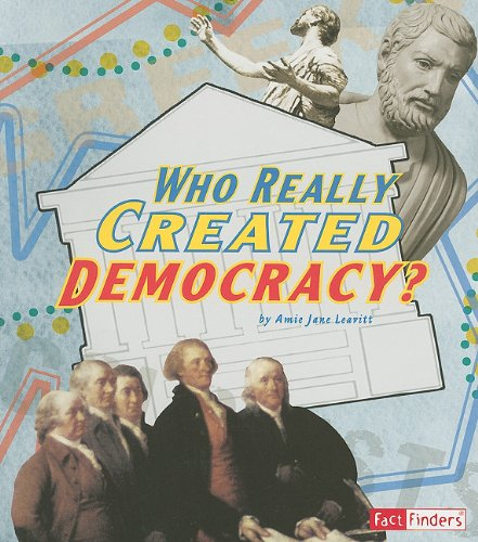 9781429662468: Who Really Created Democracy? (Race for History)