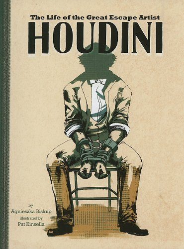 9781429662680: Houdini: The Life of the Great Escape Artist (American Graphic)