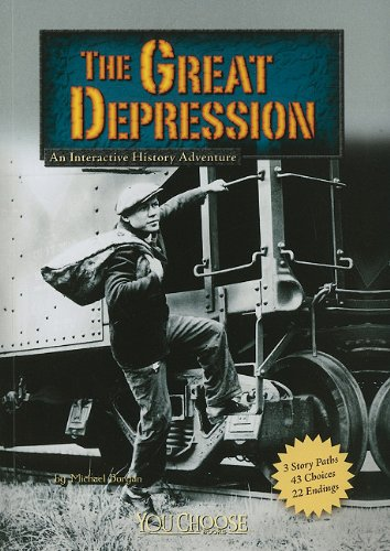 9781429662765: The Great Depression: An Interactive History Adventure (You Choose: Historical Eras)