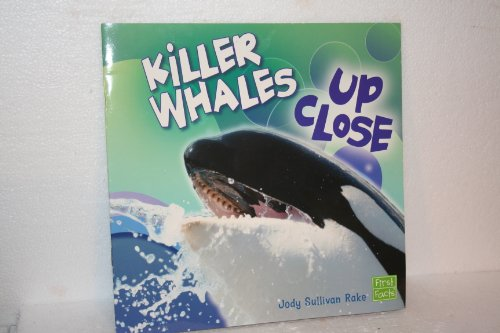 9781429663236: Killer Whales Up Close