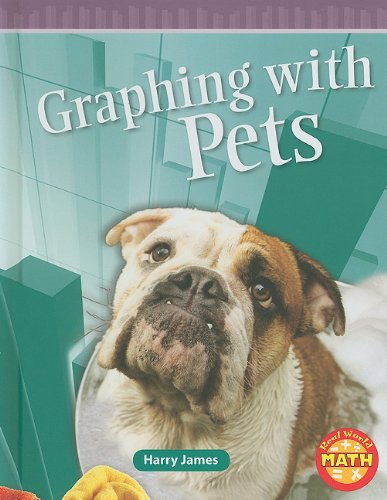 9781429666183: Graphing with Pets (Real World Math - Level 5)