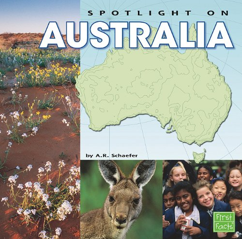 9781429666275: Spotlight on Australia (Spotlight on the Continents)