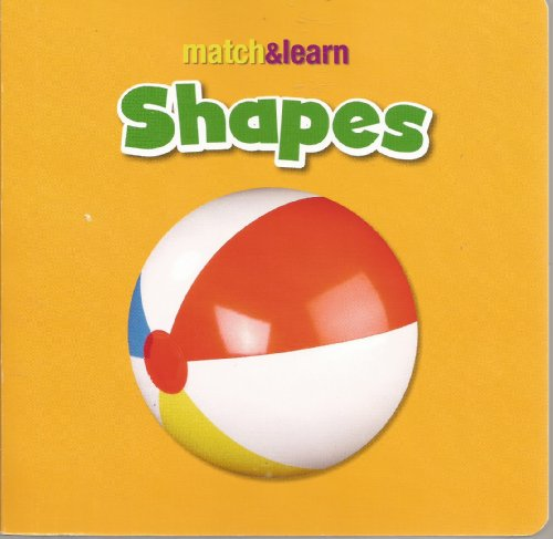9781429667685: Shapes (Match and Learn)