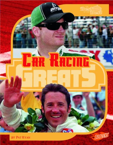 Car Racing Greats (The Best of the Best): Ryan, Pat