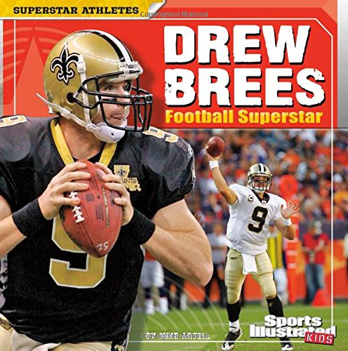 9781429673051: Drew Brees: Football Superstar (Superstar Athletes)