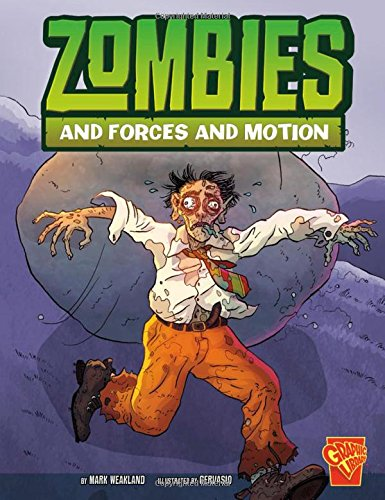 9781429673358: Zombies and Forces of Motion (Monster Science)