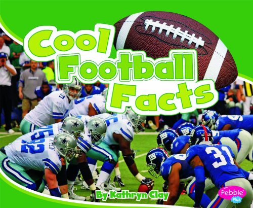 9781429673846: Cool Football Facts (Cool Sports Facts)