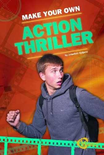 9781429675291: Make Your Own Action Thriller (Make Your Movie)
