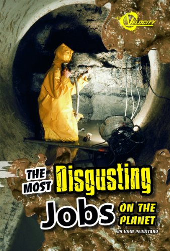 9781429675321: The Most Disgusting Jobs on the Planet (Disgusting Stuff)