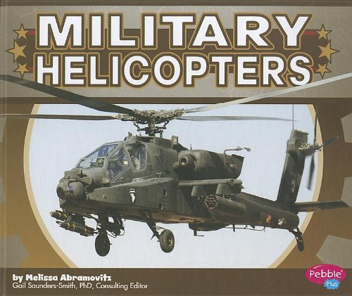 9781429675741: Military Helicopters (Military Machines)