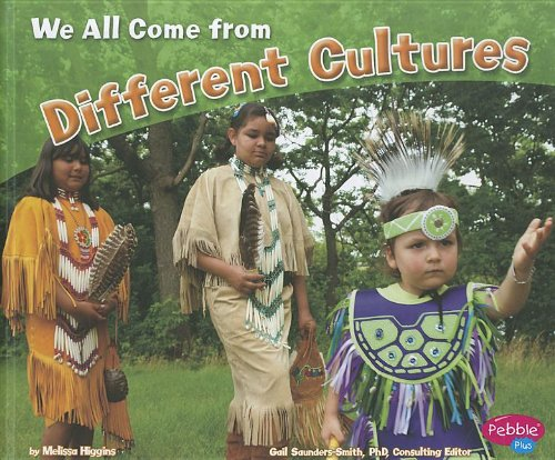 9781429675772: We All Come from Different Cultures (Celebrating Differences)