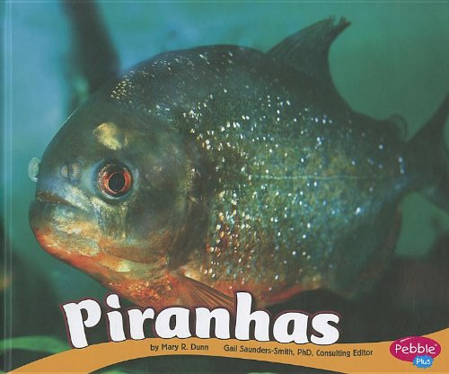 Piranhas (South American Animals): Mary R. Dunn