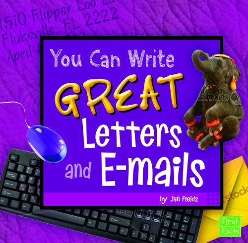 9781429676137: You Can Write Great Letters and e-mails