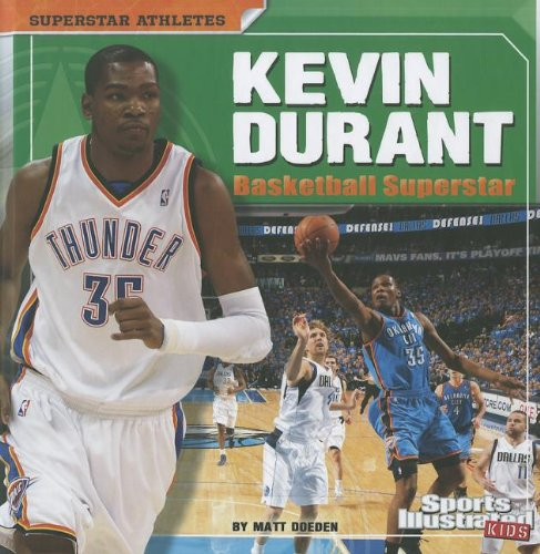 9781429676823: Kevin Durant Basketball Superstar