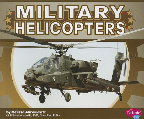 9781429678834: Military Helicopters (Military Machines)