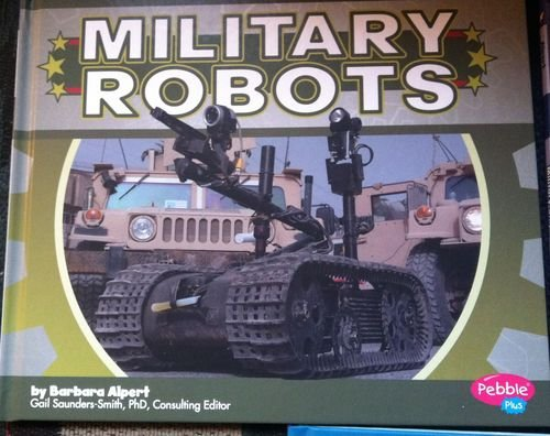 9781429678841: Military Robots (Military Machines)