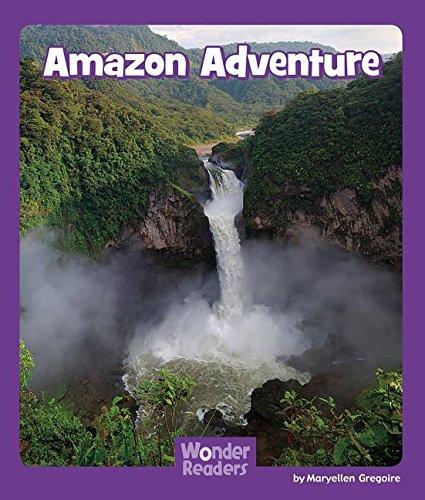 9781429679077: Amazon Adventure