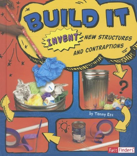 9781429679817: Build It: Invent New Structures and Contraptions (Invent It)