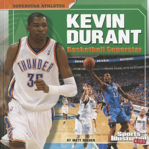 9781429680042: Kevin Durant: Basketball Superstar