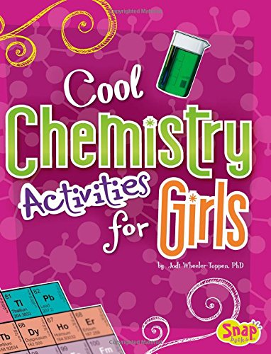 9781429680202: Cool Chemistry Activities for Girls (Girls Science Club)