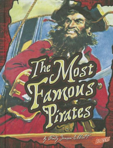 9781429686099: The Most Famous Pirates
