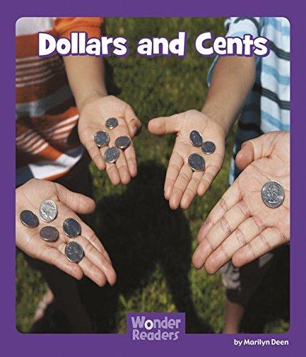 9781429686303: Dollars and Cents (Wonder Readers: Mathematics)
