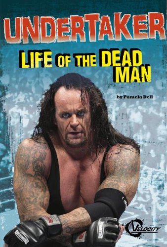 9781429686792: Undertaker: Life of the Dead Man (Velocity: Pro Wrestling Stars)