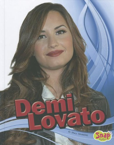 9781429687706: Demi Lovato (Star Biographies)