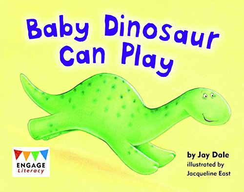 9781429689366: Baby Dinosaur Can Play