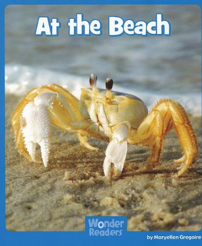 At the Beach (Wonder Readers: Science): Gregoire, Maryellen