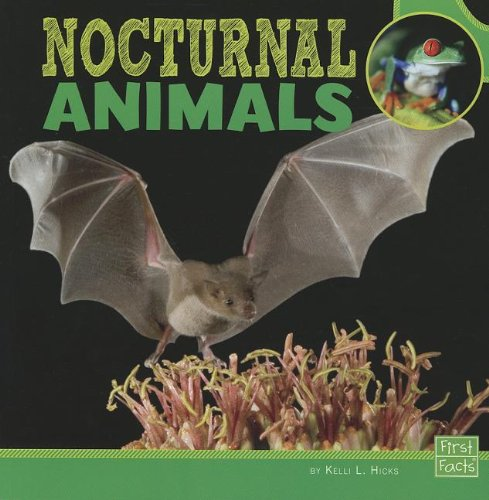 9781429693127: Nocturnal Animals (Learn about Animal Behavior)