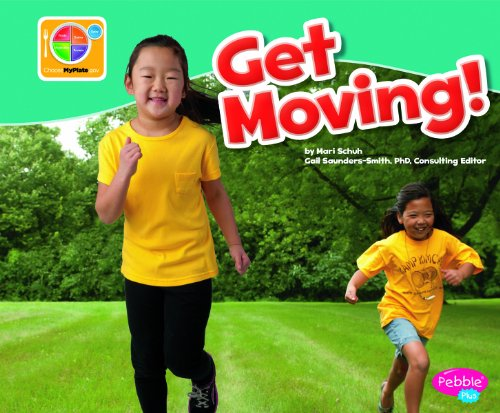 9781429694148: Get Moving! (What's on MyPlate?)